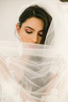 Brautschleier von Bianco Evento