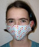 masque en tissu enfant