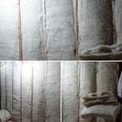 バージンウール呼吸性防音断熱材|ウールブレス|羊毛断熱材|土壁断熱