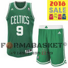 Boston Celtics #9 Rajon Rondo road комплект формы