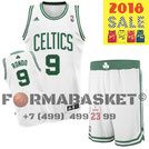 Boston Celtics #9 Rajon Rondo home комплект формы