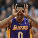 #lakers #LA #лейкерс #young #nickyoung