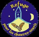logo refuge chauve souris