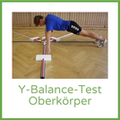 Robert Rath YBT y balance test Personal Training Fitness Assessment Functional Movement Screen Rosenheim Chiemsee