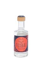 Fuxbau Distilled Gin, 200ml, Gin Steiermark, steirischer Gin, Gin Oststeiermark, Gin mit Fichtenwipferl, Vogelbeeren, Zirbenzapfen