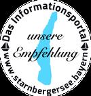 Kinderspielplatz Empfehlung in Starnberg am Starnberger See in Bayern