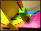 Pindakaas pot houder Model_5, Regenboog kleuren, Regenboog-Collectie