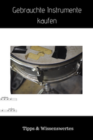 Gebrauchte Instrumente kaufen Ratgeber