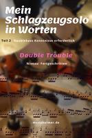 Schlagzeugnoten Doublebass