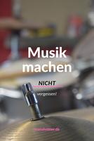 Übetipps Musik Blog