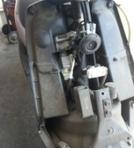原付バイクのハンドルまわりの点検