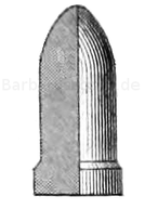 Chassepot (mit ovalem Kopf)