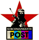 Subcomandante post logo