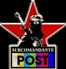 Subcomandante post logo