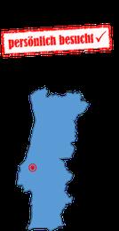 Portugalkarte Alvados
