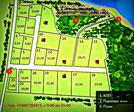 генплан дачный поселок ламишино парк, участки без подряда, истринское водохранилище