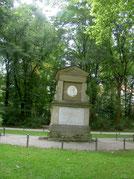 Englischer Garten Denkmal Graf Rumford