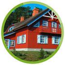 Thomas-Mann-Haus in Nidden