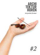 ARCHITEKTUR HÖREN  / POST AM ROCHUS / 16. OKT 2018