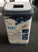 So sieht der Sammelbehälter im Rathaus Henstedt-Ulzburg aus.
