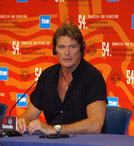 contact BOOKING david hasselhoff