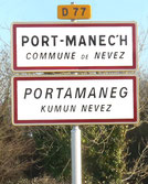 Port-Manech, Nevez