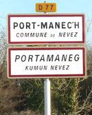 Port-Manech, Nevez