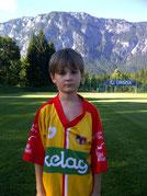 Niki Iskra spielte sehr brav im Mittelfeld