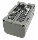 Bateria bdc72 de topcon sokkia