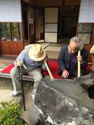 9月の研修旅行(2014年in萩)