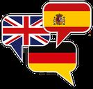Wir sprechen Englisch und Spanisch für Sie!