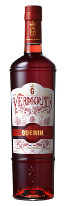 Guerin Red Sweet Vermouth with Pineau des Charentes base