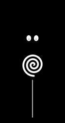 Spiral Goddess Symbol, user AnonMoos