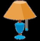 Nachtlamp icoontje