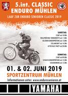 5. Int. Classic Enduro Mühlen 2019