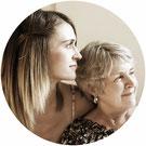 assurance obsèques prevoyance santé comparateur comparaison comparatif devis gratuit femme senior avenir futur regard ensemble heureux sourire blond mamie mémé