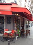 オープンカフェの開放感は譲れないですね!!
