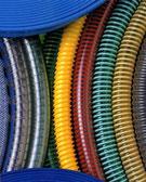 tubi in plastica, tubi passaggio liquidi, tubi passaggio aria, tubi retinati, tubi per aria compressa, kompaut, marnate, luisiana, oregon, armorvin, tubi per alimentare