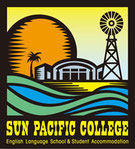 ケアンズ Sun Pacific College Logo