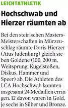 Kleine Zeitung 25.08.2020