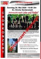 Chorkonzert mit dem STIMNING ensemble