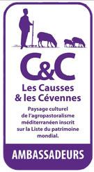 Causses et Cévennes patrimoine mondial unesco