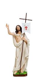 Jesus resurrection statue cm. 40