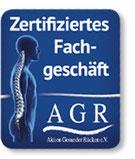 Möbel Meßmer in Monheim ist AGR-zertifiziertes Fachgeschäft