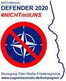 Kampagnen - DEFENDER 2020 - Nicht mit uns!