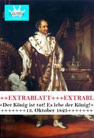 bsonders BAYERISCH Artikel - Der König ist tot! Es lebe der König