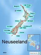 Bild: 4-wöchige Rundreise durch Neuseeland