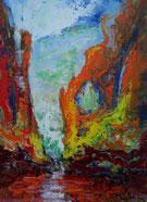 The Arch, Kalamini Gorge