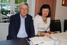 Gerhard Vogl und Begleitung