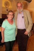 Eva Hrazdil und Hannes Gans
